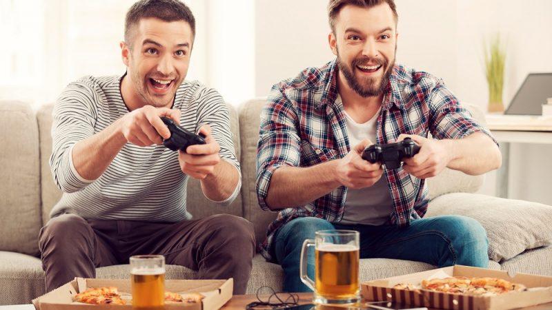 Познавательные преимущества видеоигр