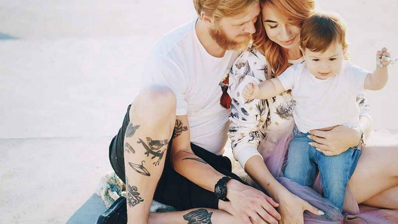 Топ-10 идей, дизайнов и символов семейных татуировок