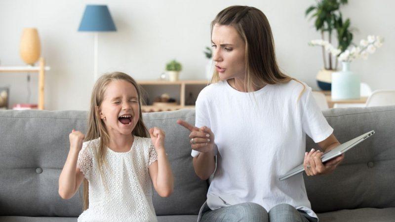 Преодоление чувства вины перед ребенком