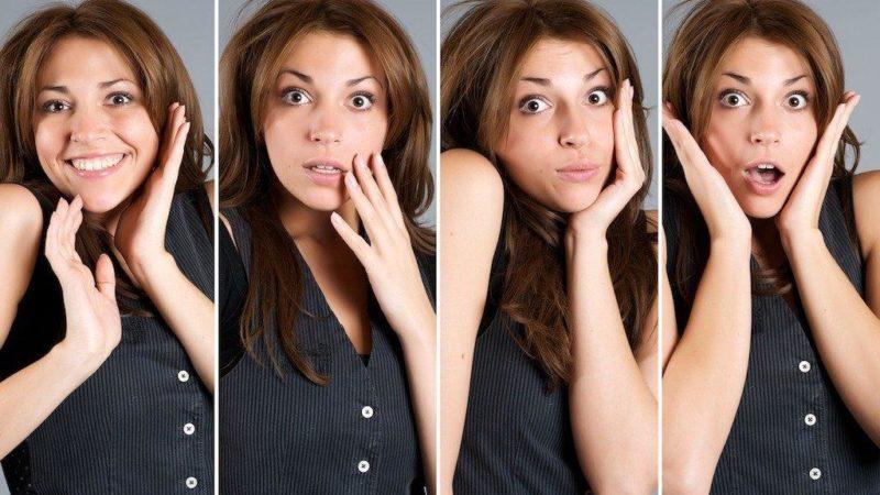 Почему нужно контролировать эмоции на лице