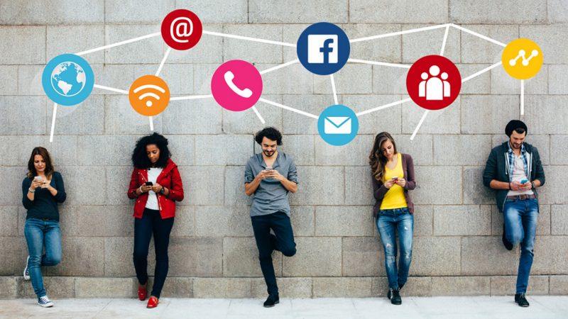 Социальные сети, матрица и цифровая замкнутость