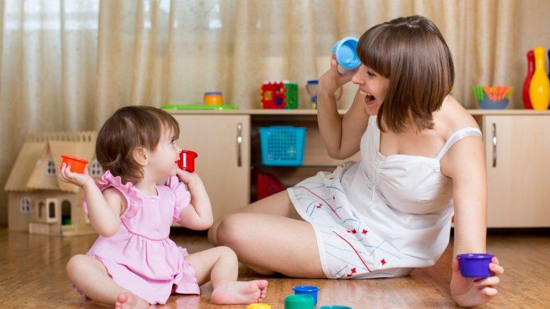 Как успокоить маленьких детей во время изоляции