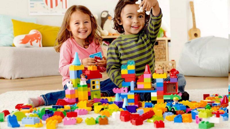 Лего-терапия для детей с аутизмом
