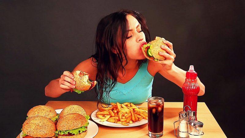 Как прекратить эмоциональное переедание