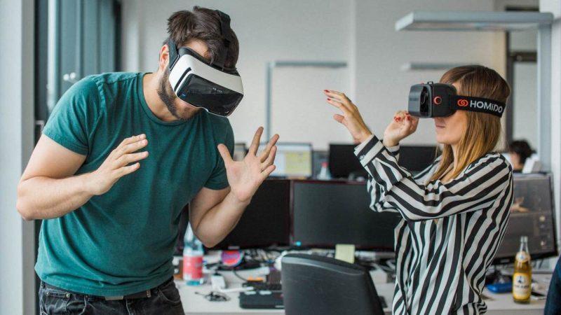 Виртуальная реальность как эффективная форма терапии