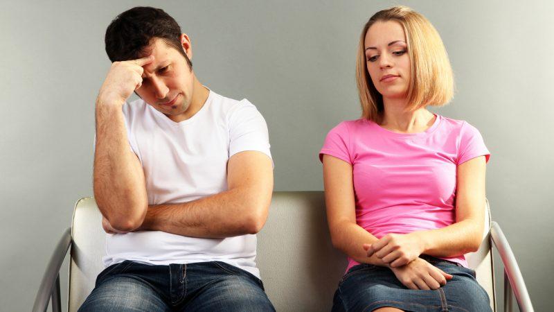 После супружеской измены: остаться или уйти?