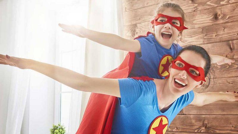 12 причин, почему ваша мама – герой