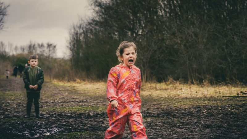 Детские истерики и способы борьбы с ними