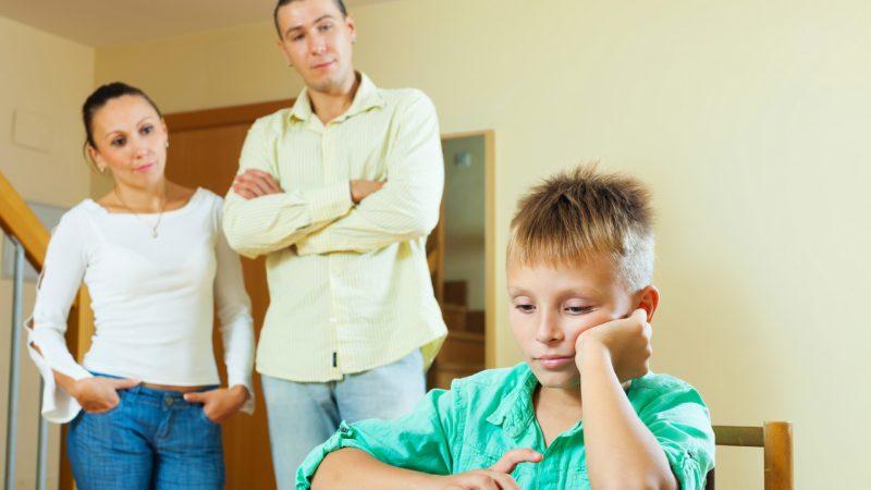 7 форм поведения детей, не зависящих от воспитания