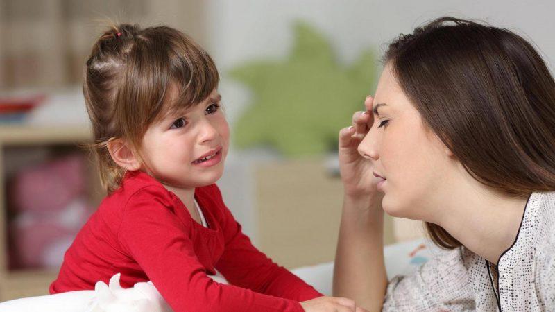 Что делать если ребенок 3-5 лет матерится