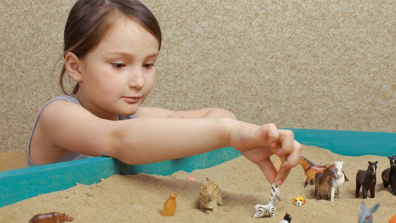 Что такое песочная терапия?
