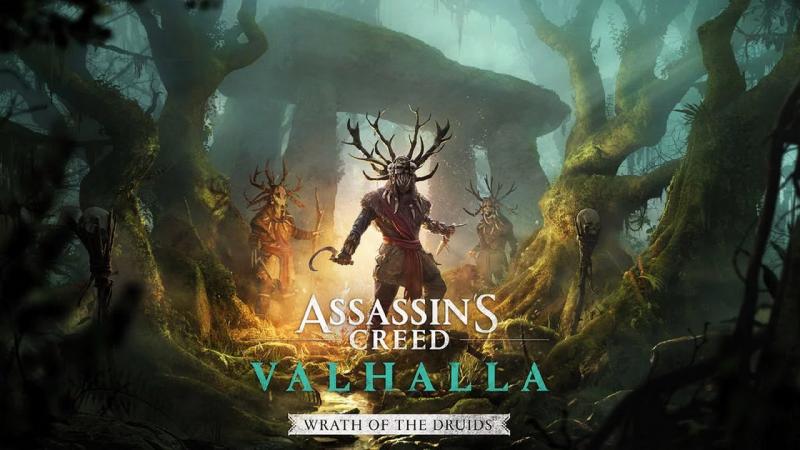 Assassin's Creed Вальгалла – Гнев друидов