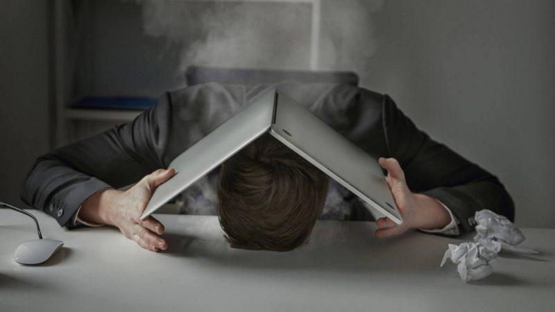 12 проблем, ведущих к выгоранию на удаленной работе