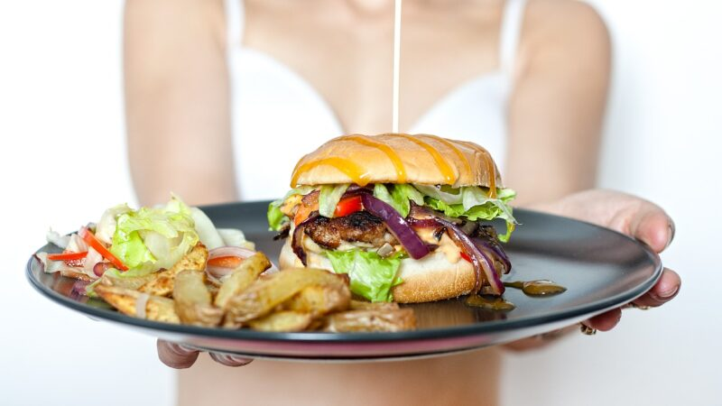 Компульсивное переедание и ожирение
