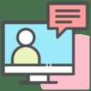 internet_interview_network_online_icon_127213